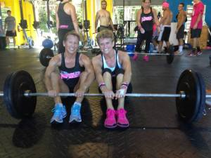 Badass CrossFitters of a Certain Age with combined 99 years between them